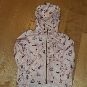 H&M little girls jacket